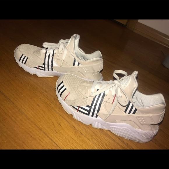 Nike Shoes Custom Burberry Huaraches Poshmark